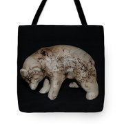 4 Corners Bear Tote Bag
