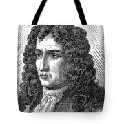 Denis Papin, French Inventor Tote Bag