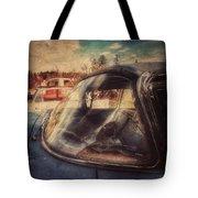 Derelict Transport Tote Bag