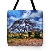 Desertic Tree Tote Bag
