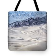 Dumont Dunes 4 Tote Bag by Jim Thompson