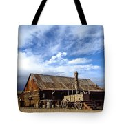 4 Eagle Ranch Tote Bag