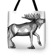 Elk/moose Tote Bag