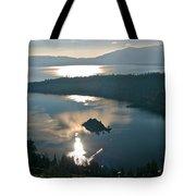 Emerald Bay Lake Tahoe Tote Bag
