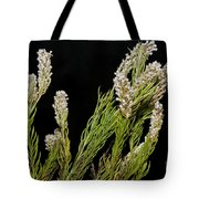 Exotic Flower Tote Bag