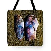 Fallen Butterfly Tote Bag