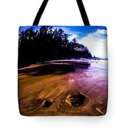 Fisheye Camera Tote Bag