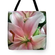 Flower Collection Tote Bag
