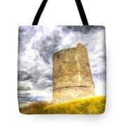 Hadleigh Castle Art Tote Bag