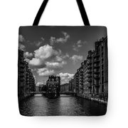 Hamburg  Tote Bag