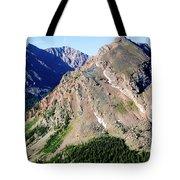 Hiking The Mount Massive Summit Tote Bag