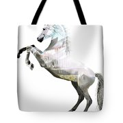 Horse Collection Tote Bag