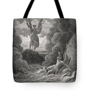 Illustration By Gustave Dore 1832-1883 Tote Bag