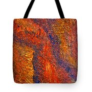Intuitive Painting Tote Bag