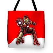 Iron Man Collection Tote Bag