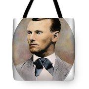 Jesse James, 1847-1882 Tote Bag