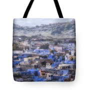 Jodhpur - India Tote Bag