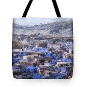 Jodhpur - India Tote Bag