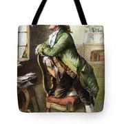 Johann Goethe, 1749-1832 Tote Bag