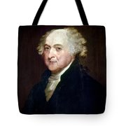 John Adams (1735-1826) Tote Bag by Granger