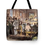 Kansas-nebraska Act, 1855 Tote Bag by Granger
