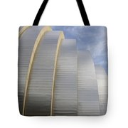 Kauffman Center For Performing Arts Tote Bag