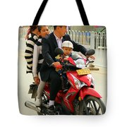 Khorla China Tote Bag