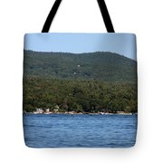 Lake George New York Tote Bag