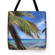 Laughing Bird Caye Tote Bag