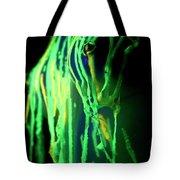 Liquid Latex Tote Bag