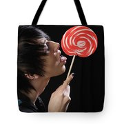Lollypop Tote Bag