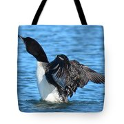 Loon Tote Bag