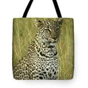 Lovely Leopard Tote Bag
