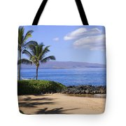 Makena, Secret Beach Tote Bag