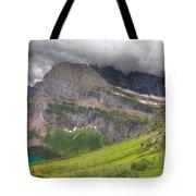 Montana-glacier National Park-grinnell Glacier Trail Tote Bag
