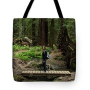 Montgomery Woods State Natural Reserve Tote Bag
