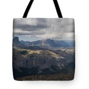 Mount Black Rock Tote Bag