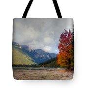 New Landscape Tote Bag
