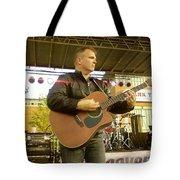 Nick Cox Of 7th Heaven Tote Bag