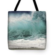 North Shore Wave Tote Bag by Vince Cavataio - Printscapes