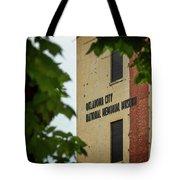 Okc Memorial Xv Tote Bag