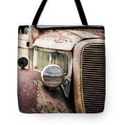 Old Farm Ford - Pov 1 Tote Bag