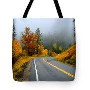 Poster Landscape Tote Bag