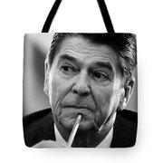 President Ronald Reagan - Three Tote Bag