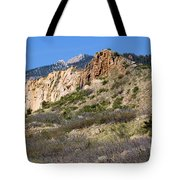 Red Rock Canyon Open Space Park Tote Bag