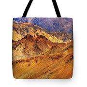 Rocks And Stones Mountains Ladakh Landscape Leh Jammu Kashmir India Tote Bag