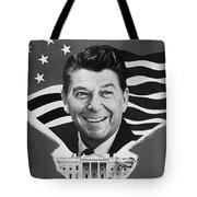 Ronald Reagan (1911-2004) Tote Bag