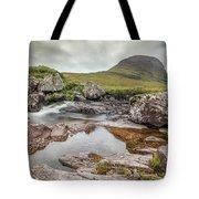 Russell Burn - Scotland Tote Bag