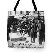 Russian Revolution, 1917 Tote Bag