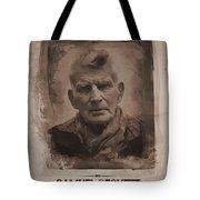Samuel Beckett 02 Tote Bag